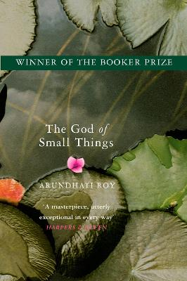 The God Of Small Things Winner Of The Booker Prize