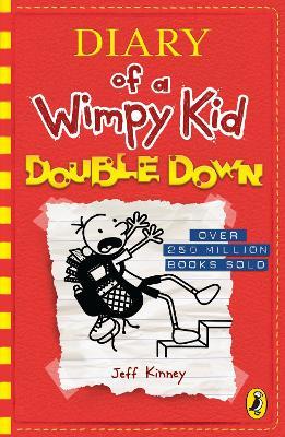 Diary Of A Wimpy Kid Double Down Diary Of A Wimpy Kid Book 11
