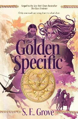 The Golden Specific: Mapmakers Trilogy (Book 2)