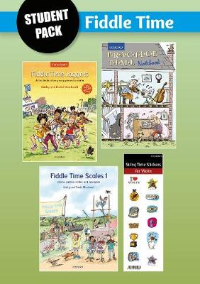 Fiddle Time Student Pack
