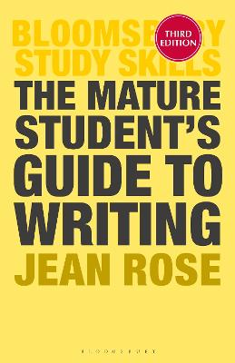 The Mature Students Guide to Writing