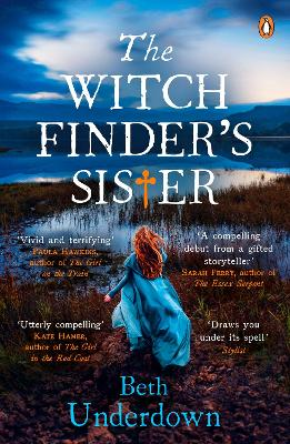 The Witchfinders Sister: The captivating Richard & Judy Book Club historical pick 2018