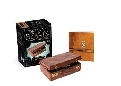 Fantastic Beasts And Where To Find Them Newt Scamanders Case With Sound