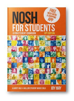 NOSH NOSH for Students: A Fun Student Cookbook - Photo with Every Recipe