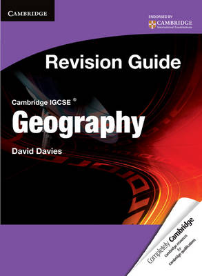Cambridge IGCSE Geography Revision Guide Students Book