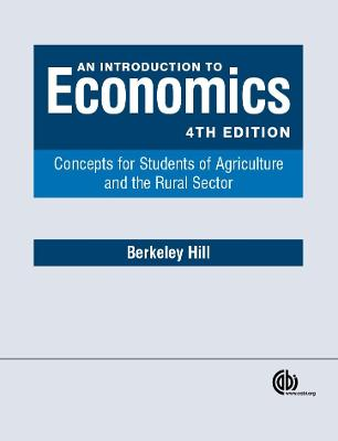 An Introduction to Economics: Concepts for Students of Agriculture and the Rural Sector