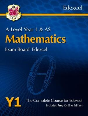 A-Level Maths for Edexcel: Year 1 & AS Student Book with Online Edition