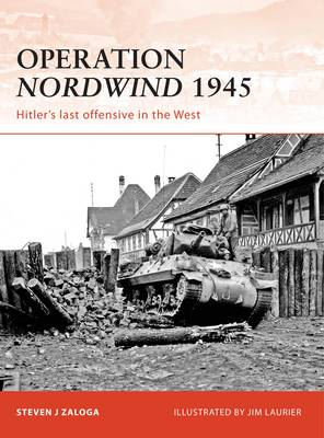 Operation Nordwind 1945: Hitlers Last Offensive in the West