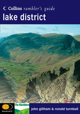 Collins Ramblers Guide: Lake District