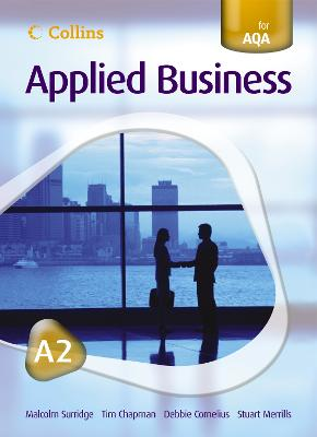 Collins Applied Business - A2 for AQA Student's Book