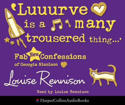 """""""Luuurve is a Many Trousered Thing..."""""""