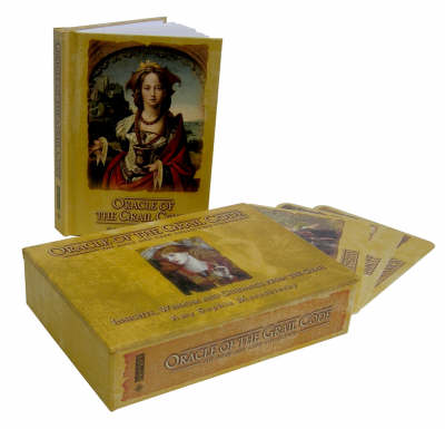 Oracle of the Grail Code: The Book and Card Collection