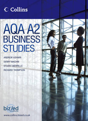 Collins Bized A Level Business - AQA A2 Business Studies