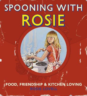 Spooning with Rosie