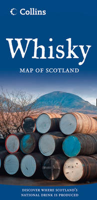 Whisky Map of Scotland (Pictorial Maps)