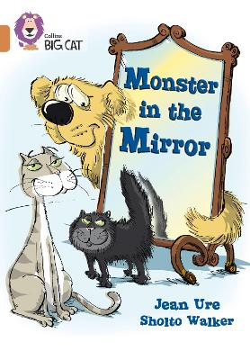 Monster in the Mirror: Band 12/Copper (Collins Big Cat)