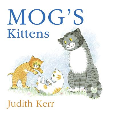 Mog's Kittens board book