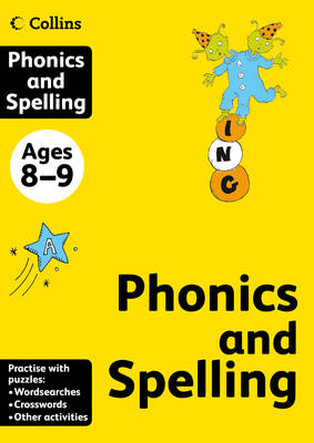 Collins Phonics and Spelling: Ages 8-9