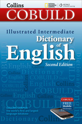Intermediate Dictionary of English: With Mobile App (Collins Cobuild)