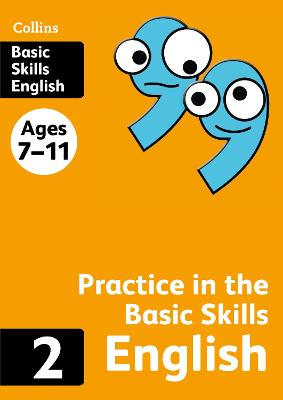 Collins Practice in the Basic Skills - English Book 2
