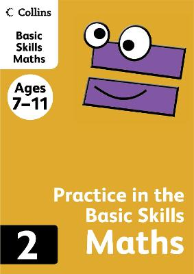 Collins Practice in the Basic Skills - Maths Book 2