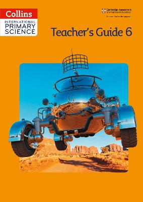 Collins International Primary Science - International Primary Science Teacher's Guide Stage 6