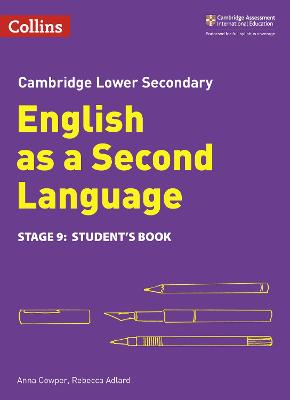 Student's Book: Stage 9 (Cambridge Lower Secondary English as a Second Language)