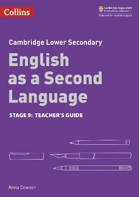 Teacher's Guide: Stage 9 (Cambridge Lower Secondary English as a Second Language)