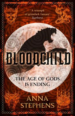 Bloodchild (The Godblind Trilogy, Book 3)