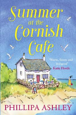 Summer at the Cornish Cafe (The Cornish Cafe Series, Book 1)