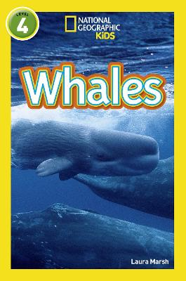 Whales (National Geographic Readers)