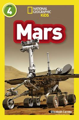 Mars: Level 4 (National Geographic Readers)