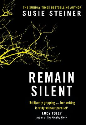 Remain Silent (Manon Bradshaw, Book 3)