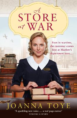A Store at War: A gripping wartime drama from a former writer of The Archers