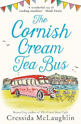 The Cornish Cream Tea Bus (The Cornish Cream Tea series, Book 1)