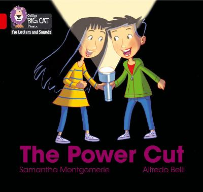 Collins Big Cat Phonics for Letters and Sounds - The Power Cut: Band 02B/Red B