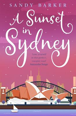 A Sunset in Sydney (The Holiday Romance, Book 3)