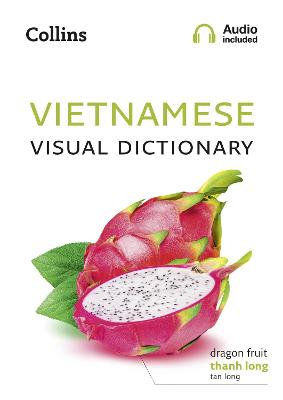 Vietnamese Visual Dictionary: A photo guide to everyday words and phrases in Vietnamese (Collins Visual Dictionary)