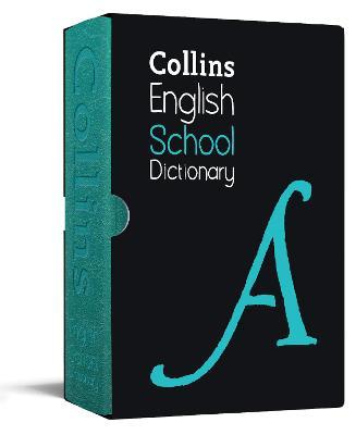Collins School Dictionary: Gift Edition