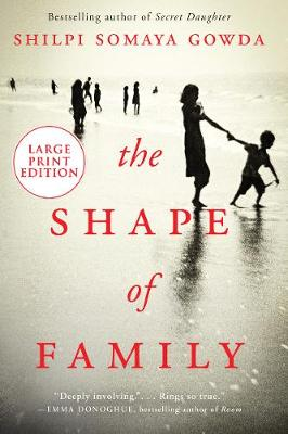 The Shape Of Family [Large Print]