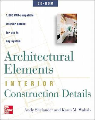 Architectural Elements: Interior Construction Details: Single User