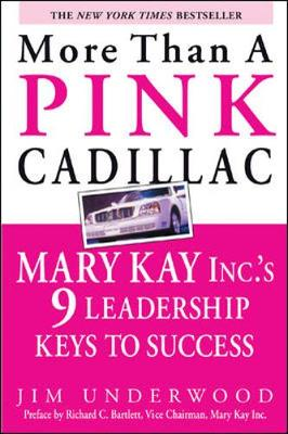 More Than a Pink Cadillac: Mary Kay Inc.'s Nine Leadership Keys to Success