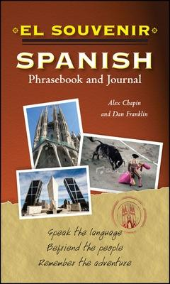 El Souvenir Spanish Phrasebook and Journal