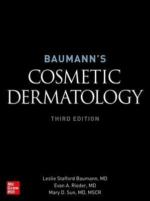 Cosmetic Dermatology Principles and Practice 3/E (BOOK)