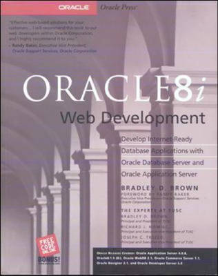 Oracle Web Development Tips and Techniques