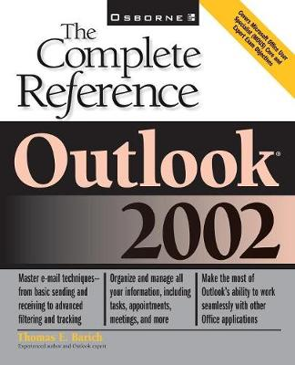 Outlook X: The Complete Reference