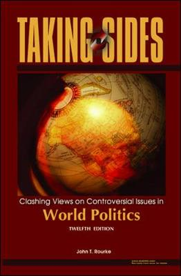 Clashing Views on Controversial Issues in World Politics