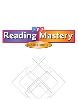 Reading Mastery Classic Fast Cycle, Teacher Materials