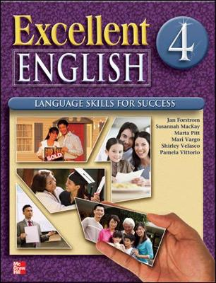 Excellent English 4 Student Book w/ Audio Highlights and Workbook Package: language skills for success