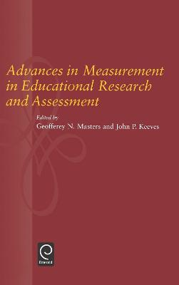 Advances in Measurement in Educational Research and Assessment